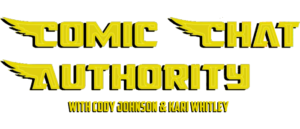 COMIC CHAT AUTHORITY: interview with Jim Burrows & Rik Offenberger