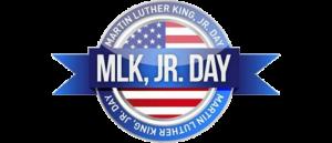 HAPPY MLK DAY