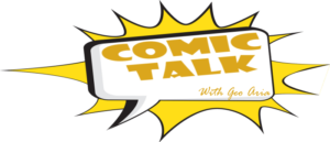 COMIC TALK with Fish Lee