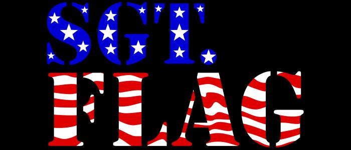 SGT. FLAG